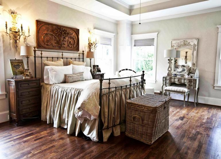 Habitaciones Vintage Ideas Para Una Decoraci 243 N Retro