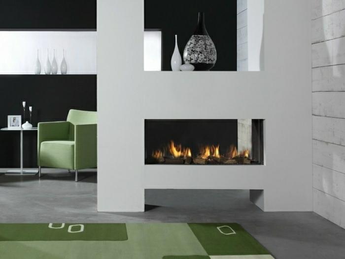 ideas chimeneas decoracion sala salones