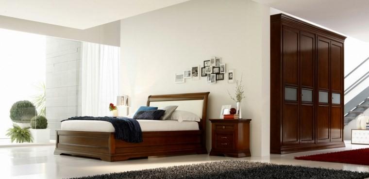 decoracion dormitorio diseno estilo clasico ideas