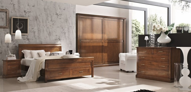 Ideas de decoracion: 36 opciones para el dormitorio