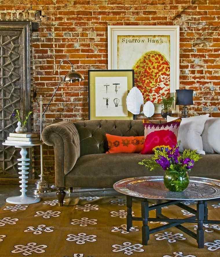 decoracion salon estilo vintage ideas