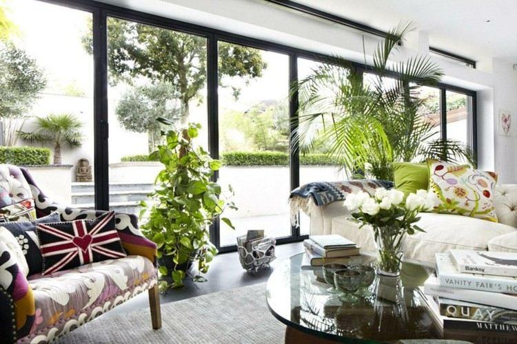 Ideas para decorar salon fresco con detalles personalizados.