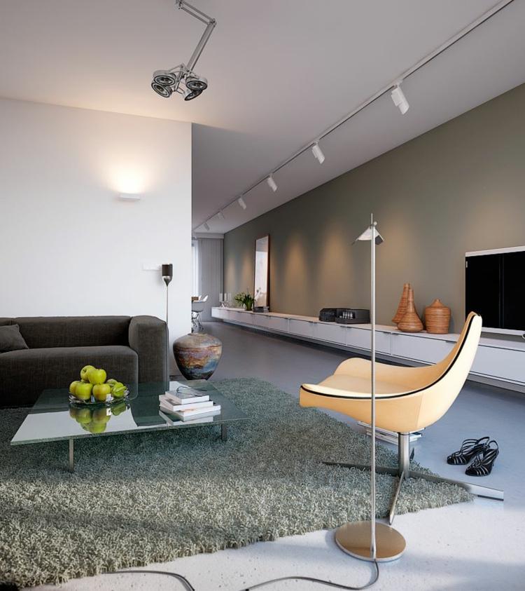 Ideas para decorar salon fresco con detalles personalizados - Centro de mesa para salon ...