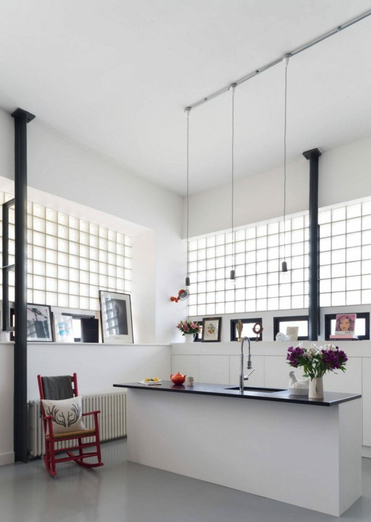 iluminacion ideas estilos blanco simple