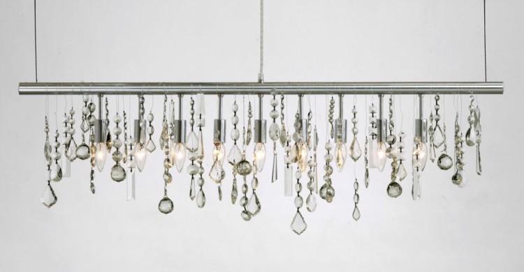 iluminacion ideas estilos cristales metal paredes