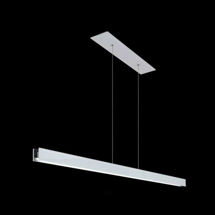 iluminacion ideas vidrio lineal metal