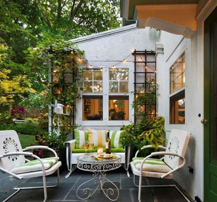Iluminacion jardines y terrazas con luminarias cautivadoras - Iluminacion terraza ...