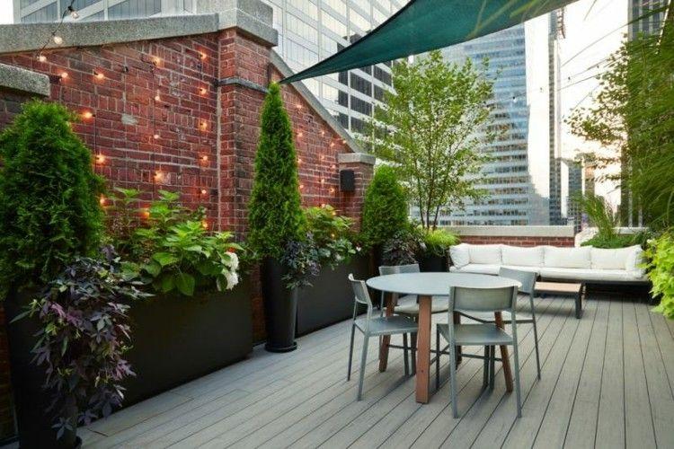 Iluminacion jardines y terrazas con luminarias cautivadoras Iluminacion de terrazas exteriores