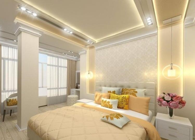 Iluminacion opciones originales para la pared - Iluminacion dormitorio ...
