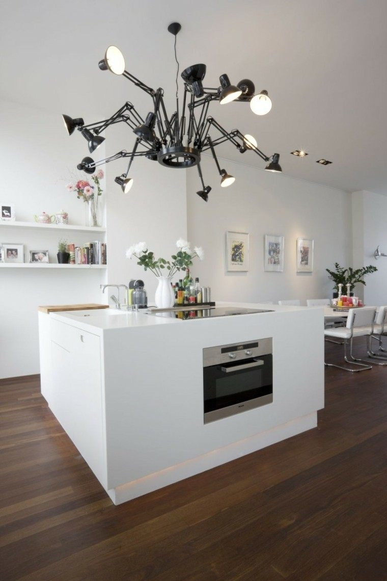 imagenes de cocinas diseño moderno