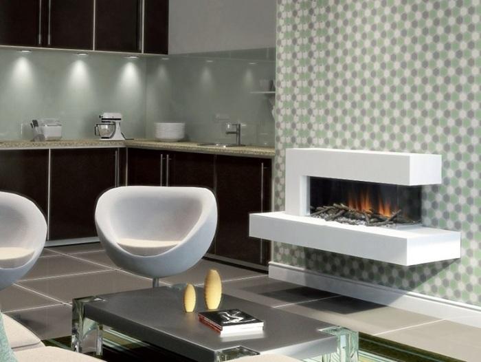interiores variantes salones diseños sillones