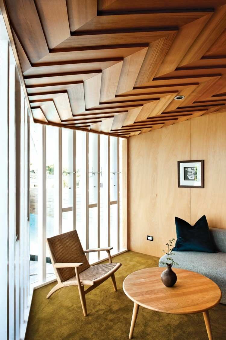 interiorismo ideas madera estilos texturas