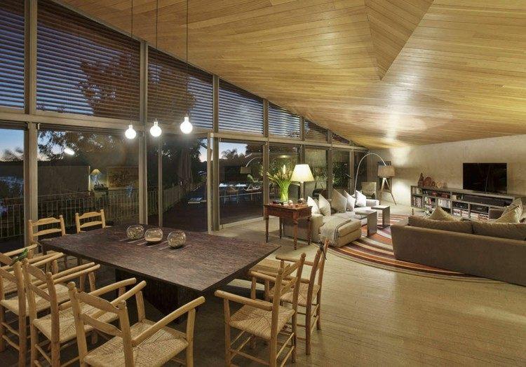 interiorismo ideas madera sillas