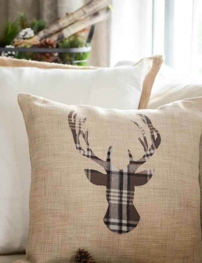 Invierno opciones e ideas para decorar la cocina - Cojines sillas cocina ...