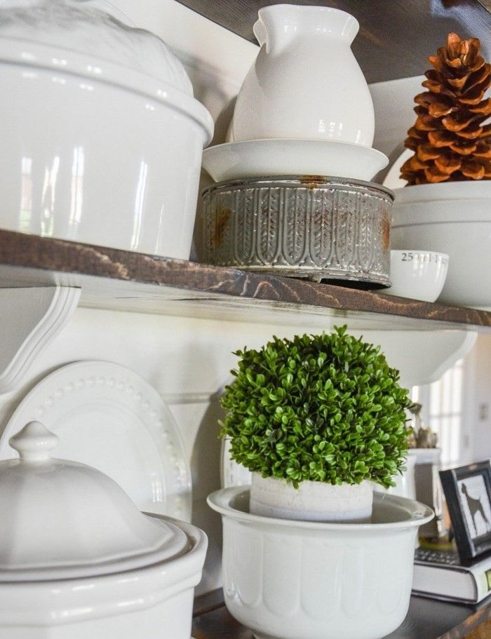 opciones decorar cocina plantas ideas