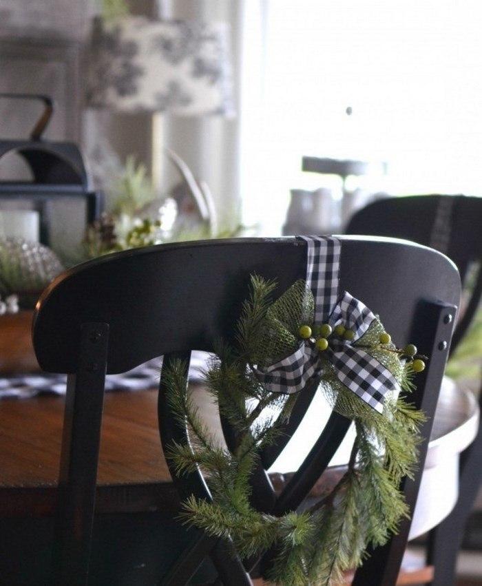 opciones decorar cocina silla negra ideas