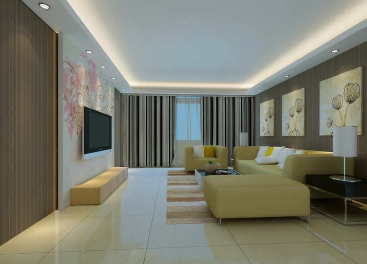 led diseño fresco moderno pegatinas