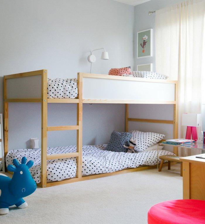 Literas habitacion infantil y distribuci n efectiva del for Habitacion con litera