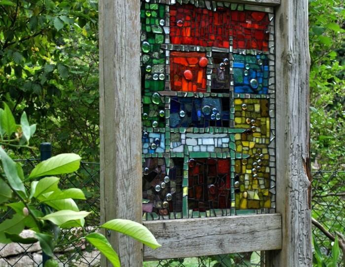 Adornos Jardin E Ideas Originales En 100 Imagenes - Ideas-decoracion-jardin