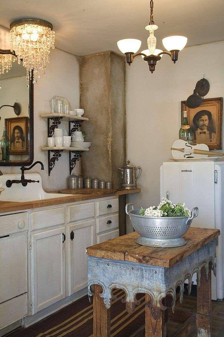 maderas cocina diseños elegante calido
