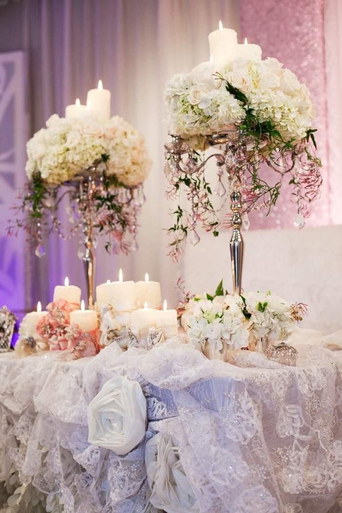 mantel boda preciosos decoraciones originales ideas