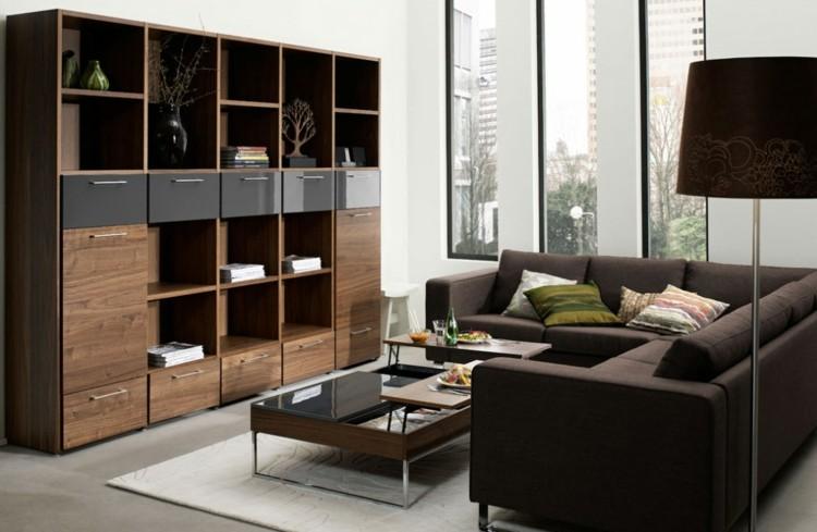 metales estilo sala muebles gavetero
