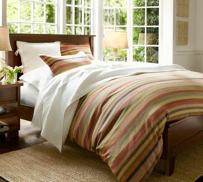 mirada natural dormitorio alfombra alpillera ideas