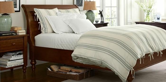 Mirada natural en el dormitorio 75 ideas de muebles -