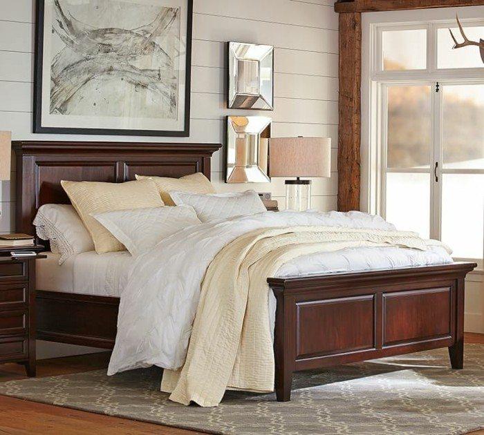 mirada natural dormitorio diseno clasico ideas