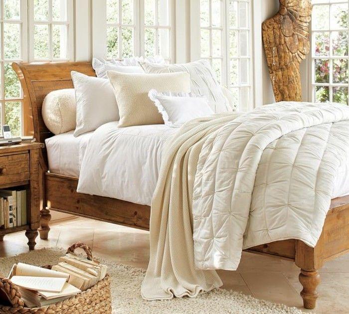 mirada natural dormitorio luminoso muebles madera ideas