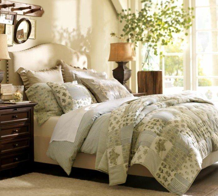dormitorio respaldo cama precioso ideas