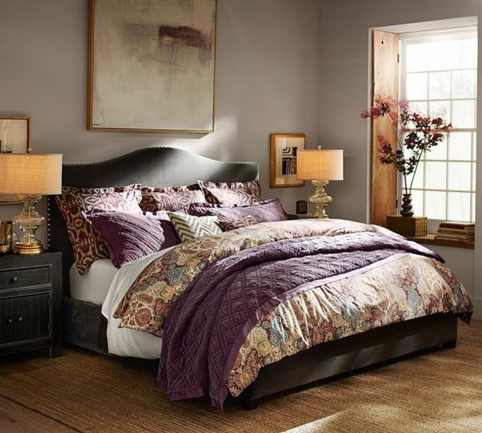 dormitorio ropa cama preciosa ideas