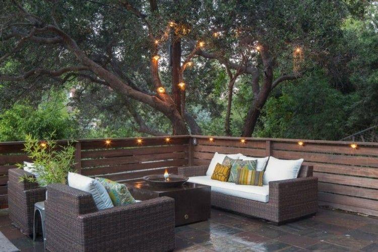 mobiliario decorado exteriores ratan muebes