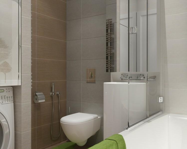 moderna ducha plato colores metales toalla