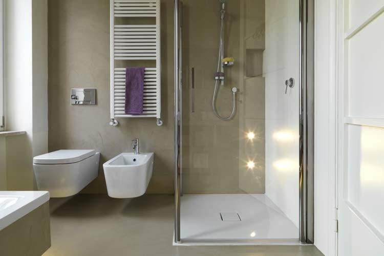 moderno ideas casa ducha blanco
