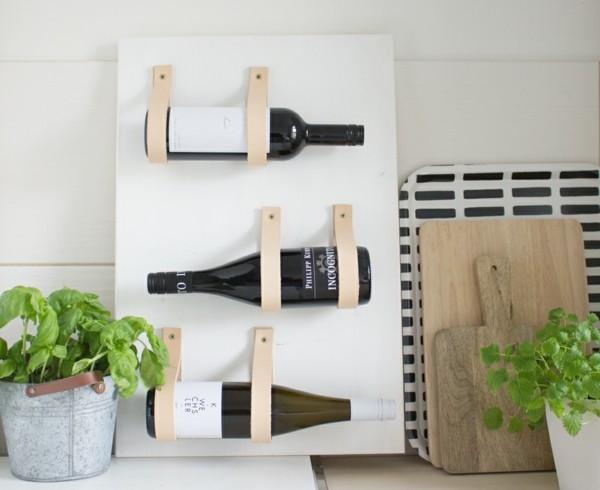 mueble porta vinos diy madera
