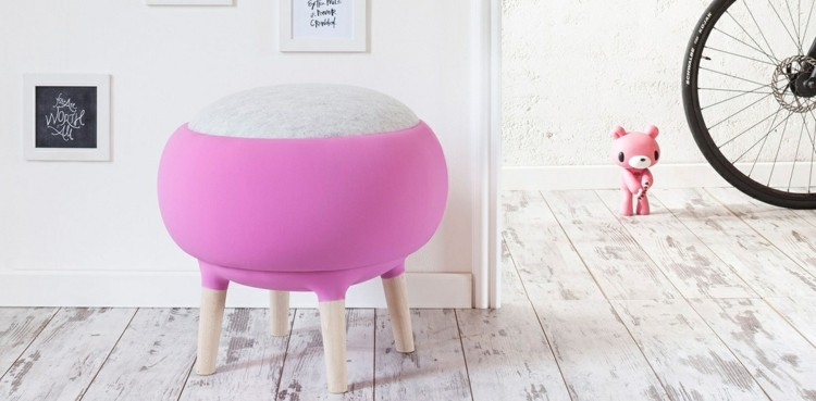 muebles modernos salon madera asia