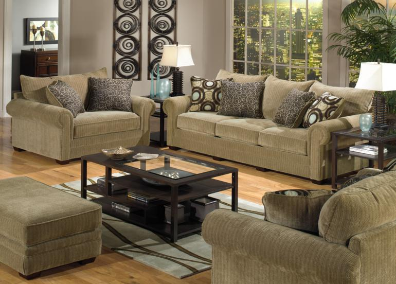 muebles de salon colores neutros