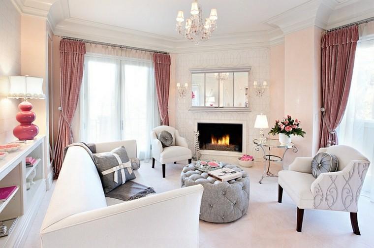 Opciones para decorar tu salón este invierno