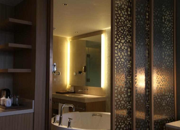 Espejos para ba os los 38 modelos m s modernos for Espejo ducha