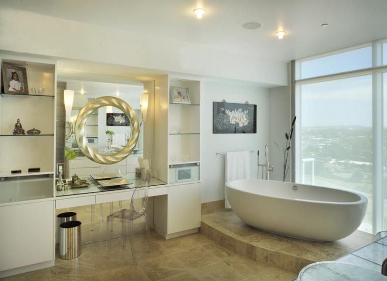 original diseño espejo baño moderno