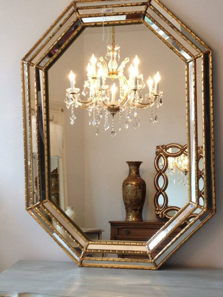original diseño marco espejo espejo