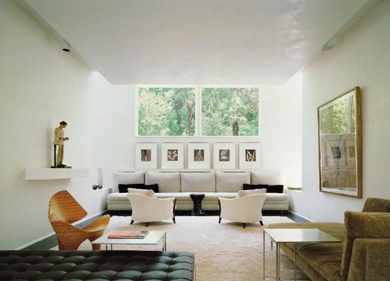 Decoracion de salones de estilo minimalista - Decoracion de salones estilo vintage ...