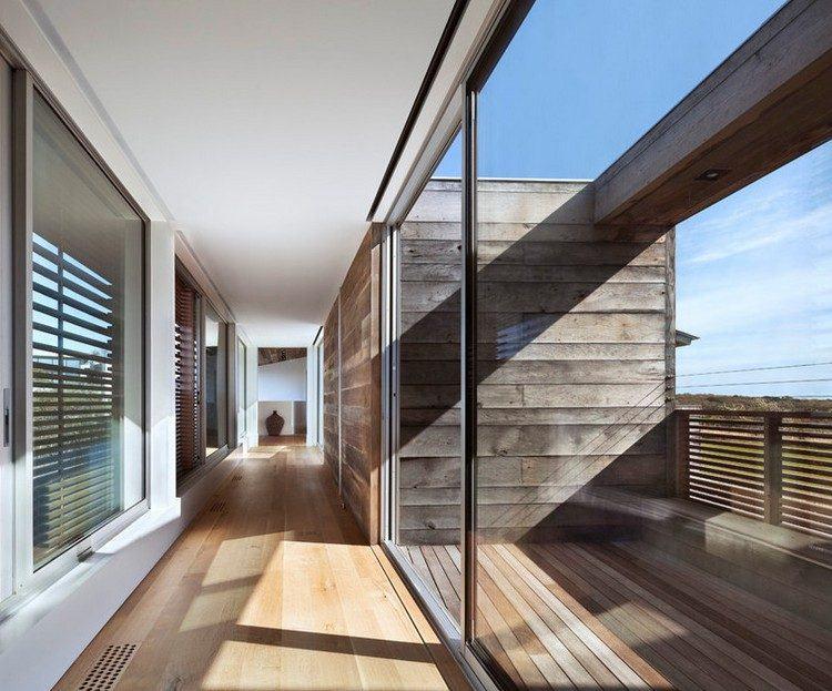 original terraza madera minimalista