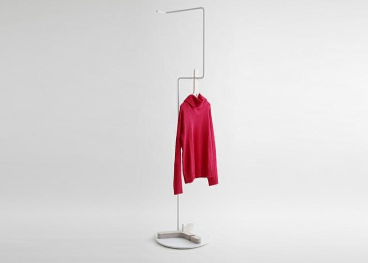 original perchero diseño minimalista
