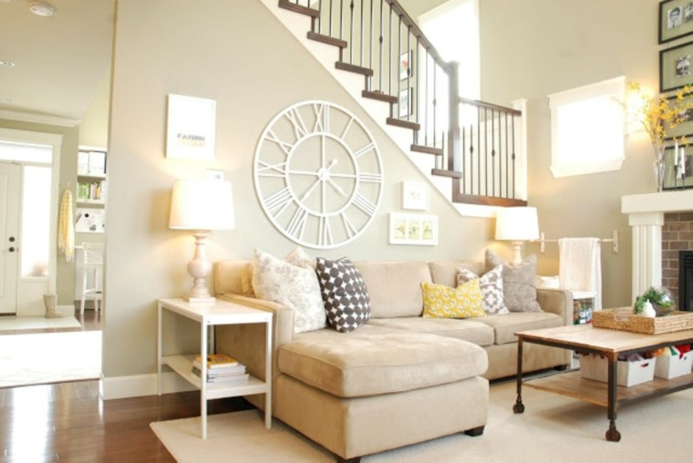 original sala estar color beige