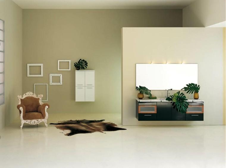 original color baño diseño moderno