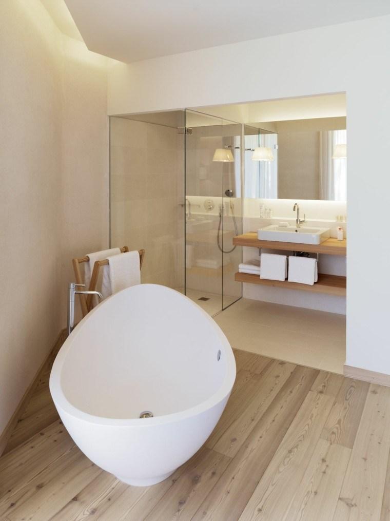 Baño pequeño - ideas para que parezca más grande