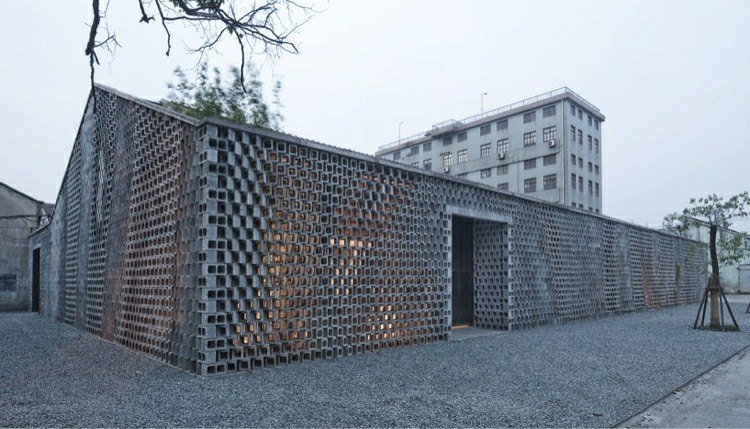 original diseño fachada casa ladrillos