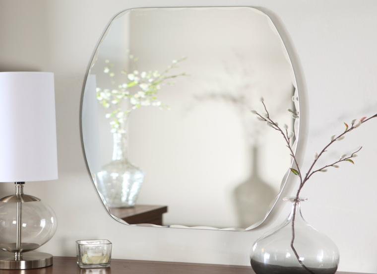 original diseño espejo cuarto baño